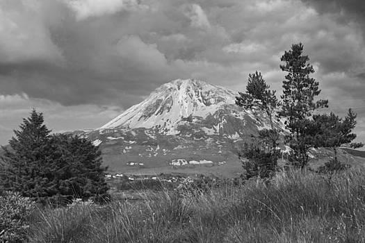 Errigal Mountain by David McFarland
