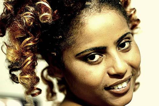 Ethiopian  beauty  by Dareen  Hasan