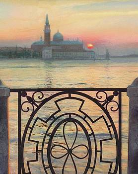 Evening in Venice by Helen Parsley