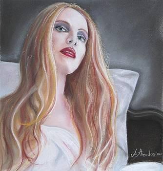 Evil woman by Antonios Theodosiou