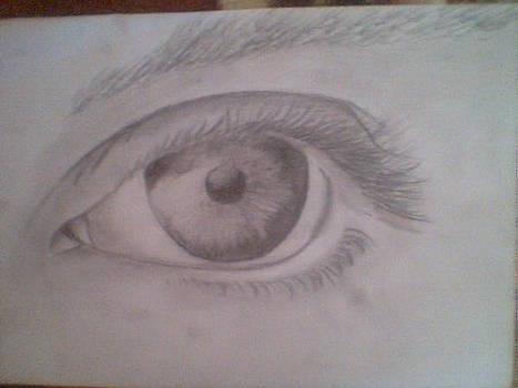 Eye by Gaspar Alex