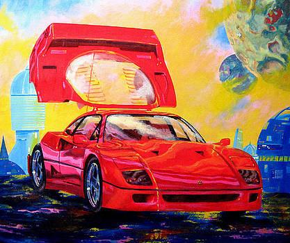F40 by Mark Dallmeier