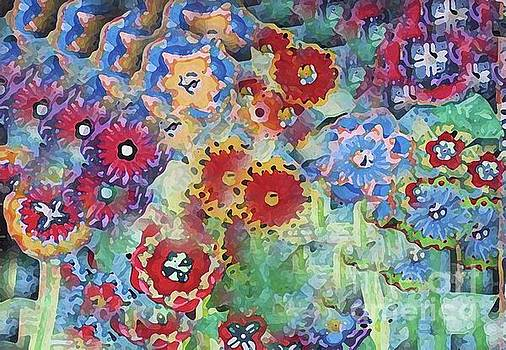 Fading Flower Power by Marilyn West