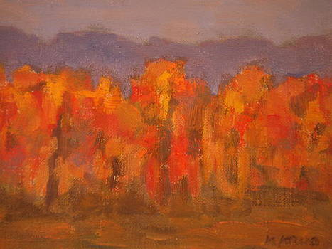 Fall Afternoon by Ken Krug
