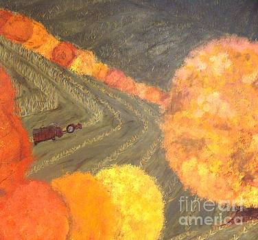 Fall Harvest by Erin Mikels