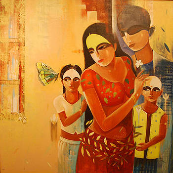 Famiily by Umesh Charole