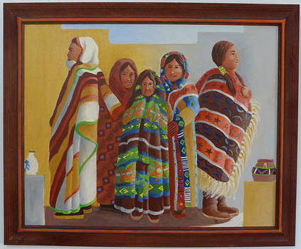 Family of the Robes by Lila Strong