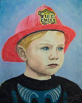 Firefighter by Kate Johnson