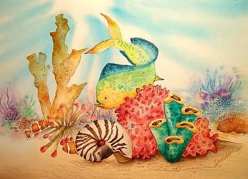 Fish by Arlene Davidson