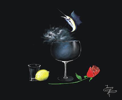 Fish Drinker by Larry Cirigliano