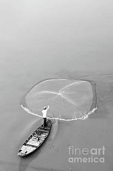 Fisherman by Buchachon Petthanya