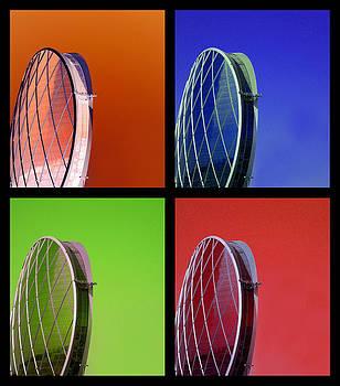 Flattened Sphere by Farah Faizal