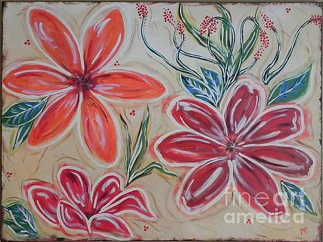 Floral Frolic by Patti Spires Hamilton