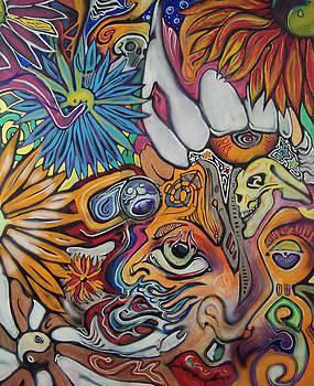 Flowerwild II by Christian Kolle