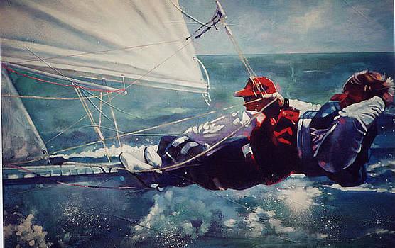 Flying Dutchman by Gary McLaughlin