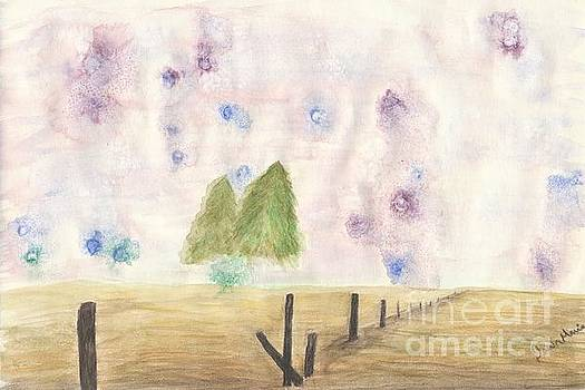Foggy Day by Dawn Marie Black