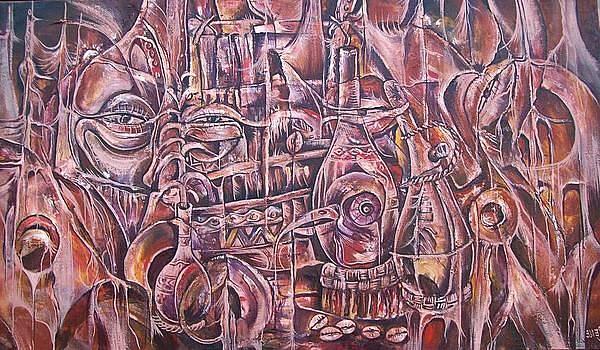 Food for the gods by Yenaye  Rene Mkerka