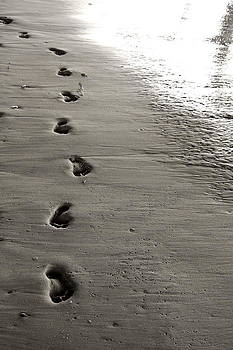 Footsteps by C Nakamura