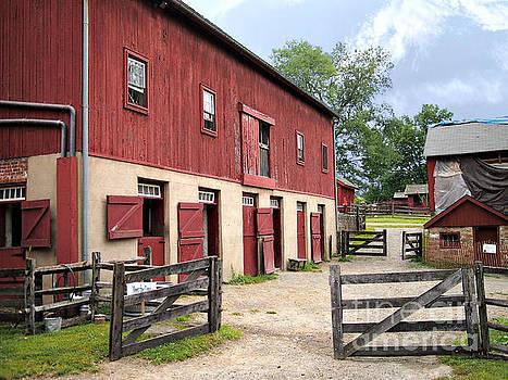 Fosterfields Living Historical Farm by Valerie Morrison