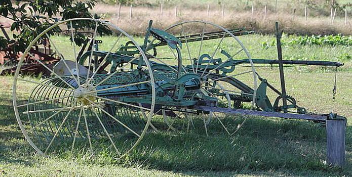 Fram Eequipment by Glenn Lawrence