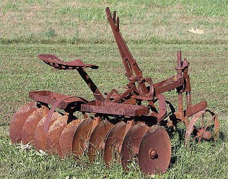 Fram Plow by Glenn Lawrence