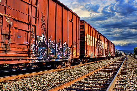 Freight Yard by Rob Tullis