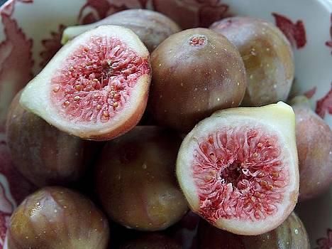 Fresh Figs by Racquel Morgan