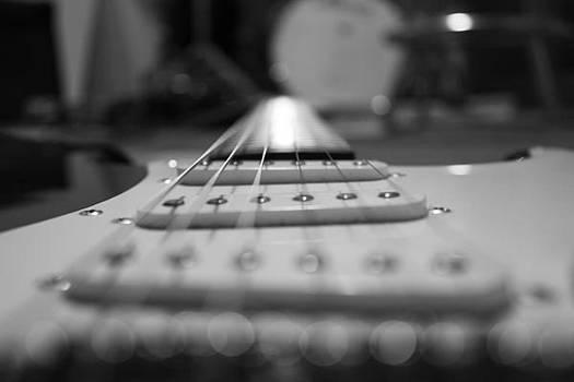 Fretboard Blues-Fender by John Batliner