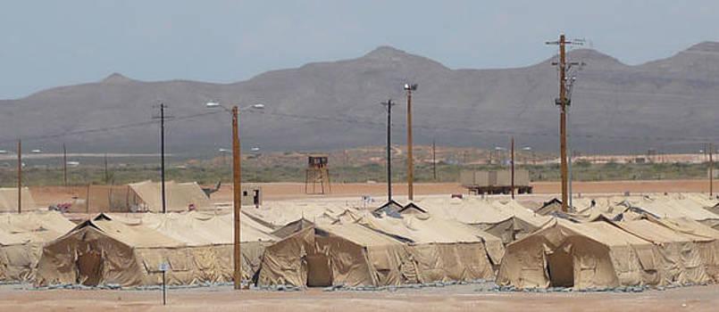 Ft. McGregor Base Camp by Thomas  MacPherson Jr