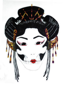 Geisha by Manik Designs