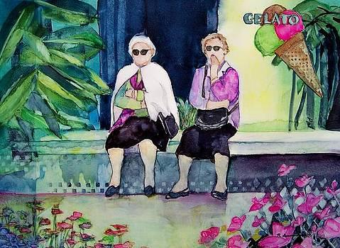 Gelato by Regina Ammerman