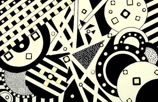 Geometrically Speaking... by Tanya Tanski