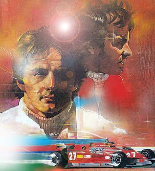 Gilles by Gary McLaughlin
