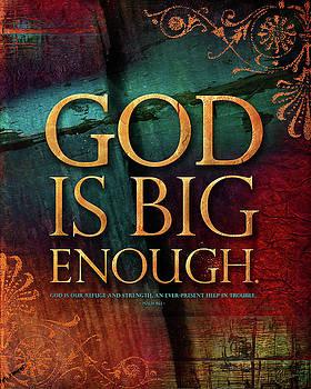 God Is Big Enough by Shevon Johnson