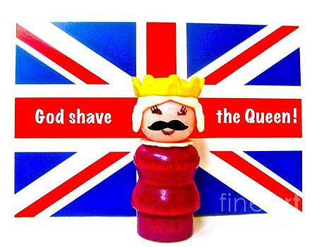 God Shave The Queen by Ricky Sencion