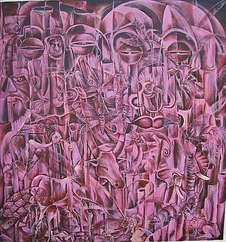 God's Creatures by Yenaye  Rene Mkerka