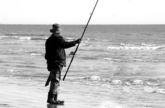 Gone Fishin by Cecil Fuselier