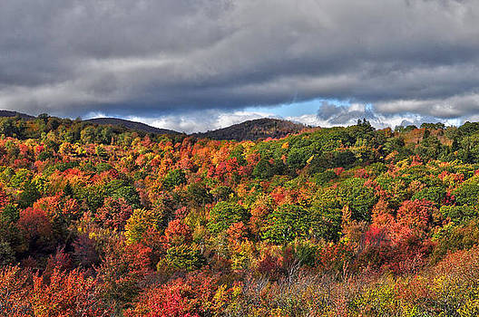 Graveyard Fields by Donnie Smith