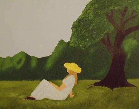 Green Pastures by Vonna Beam