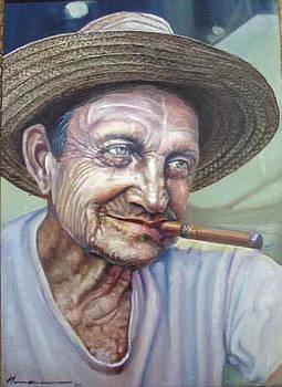 Guajiro Cubano by Makam  art