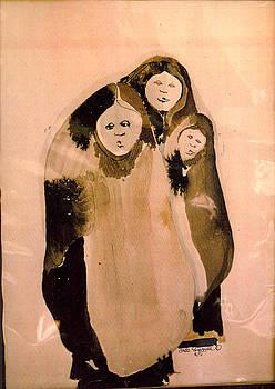 Guardian Angels by Dede Shamel Davalos