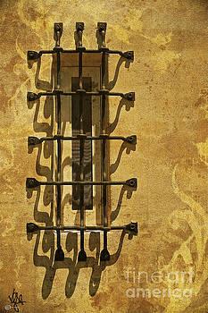 Guineveres Window by Van Schipper