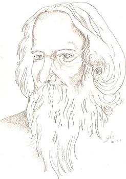 Gurudev Robindranath Tagore by Archana Saxena