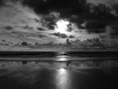 Gweebarra Bay Sunset by Steve Watson