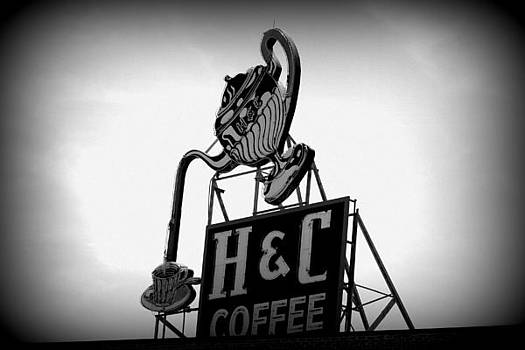 H and C Coffee by Laura Tucker