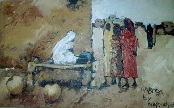 Haboba by Negoud Dahab