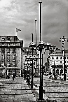 Hamburg Walk by Edward Myers