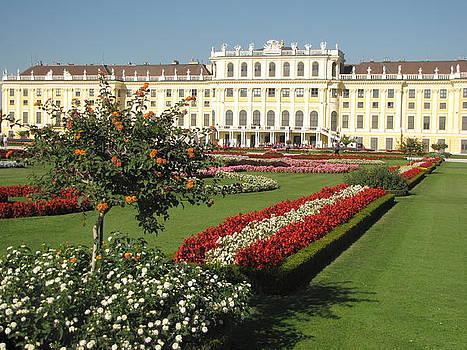Hapsburg Gardens by Jennifer Ott