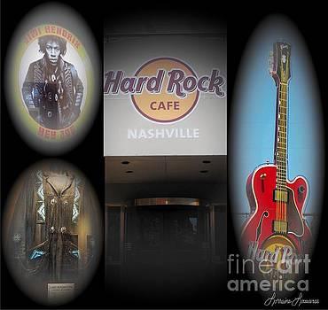 Hard Rock Cafe by Lorraine Louwerse