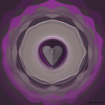 Heart Wheel by ME Kozdron